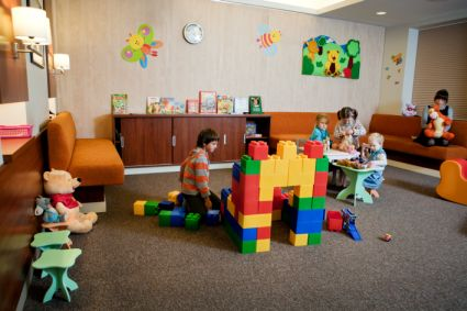 sugihara | children's playroom