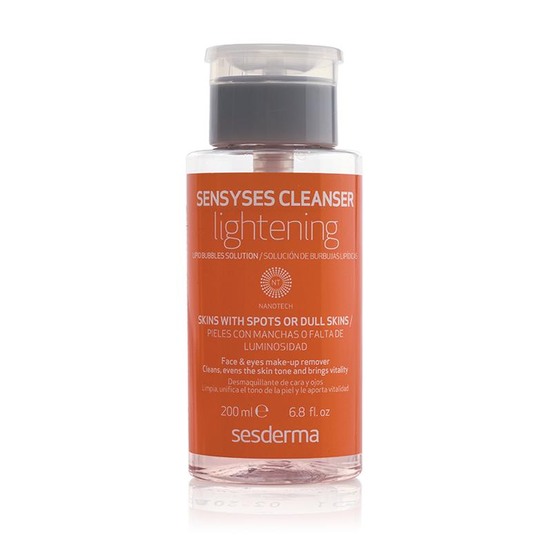 SENSYSES LIGHTENING LIPOSOMINIS VALIKLIS, 200 ml