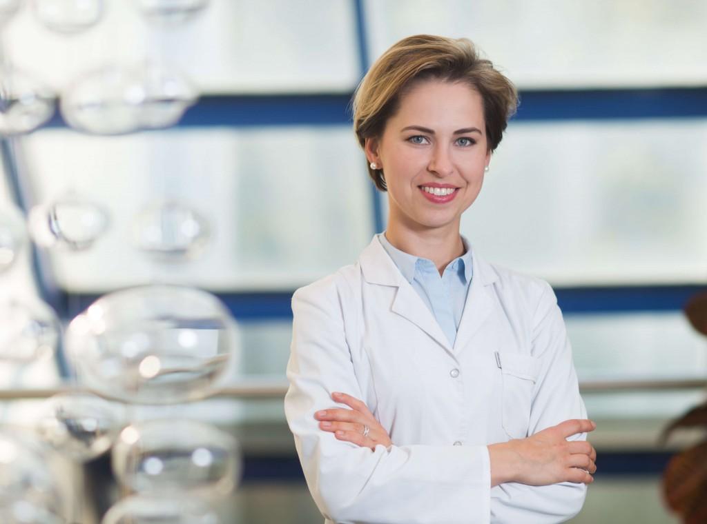 Gydytoja dermatologė Justė Kantauskaitė