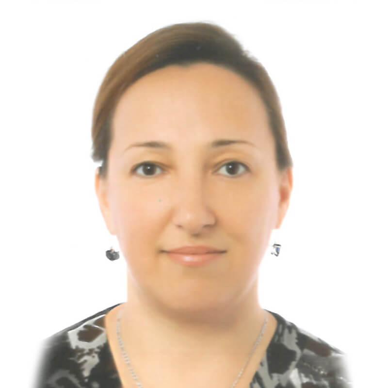 Kūno procedūrų specialistė Olga