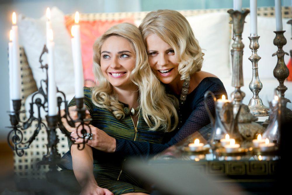 Modeliai: Irena Marozienė ir Birutė Marozaitė Fotografė: Greta Skaraitienė  Plaukų stilistė: Inga Šablauskienė (SUGIHARA filialas Senamiestyje)