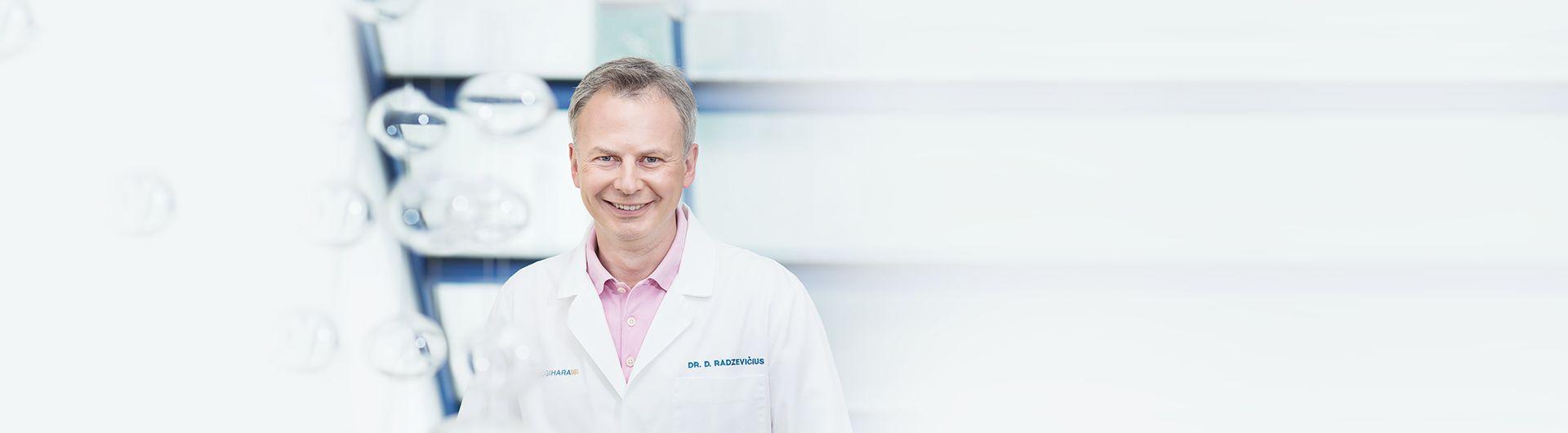 SUGIHARA klinikos plastikos chirurgas dr. D. Radzevičius