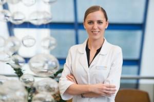 SUGIHARA klinikos gydytoja dermatologė Tatjana Karmazienė