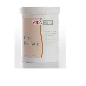 SÜDA® Foot Bath Salts druska pėdų vonelei