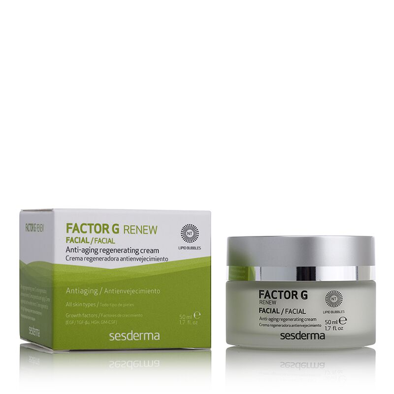 FACTOR G REGENERUOJAMASIS KREMAS 50ML