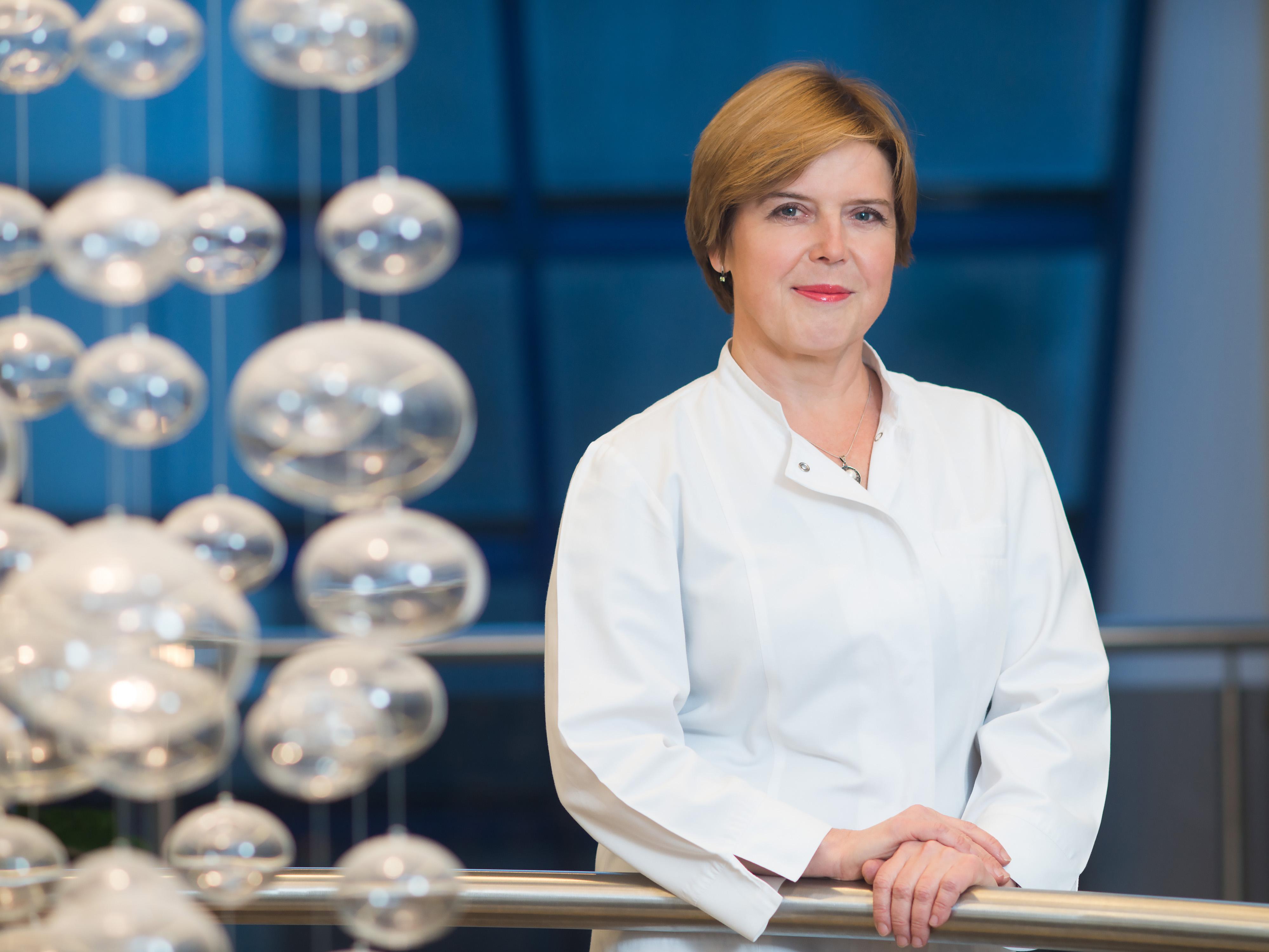 SUGIHARA klinikos dermatologė Jolita Gibavičienė