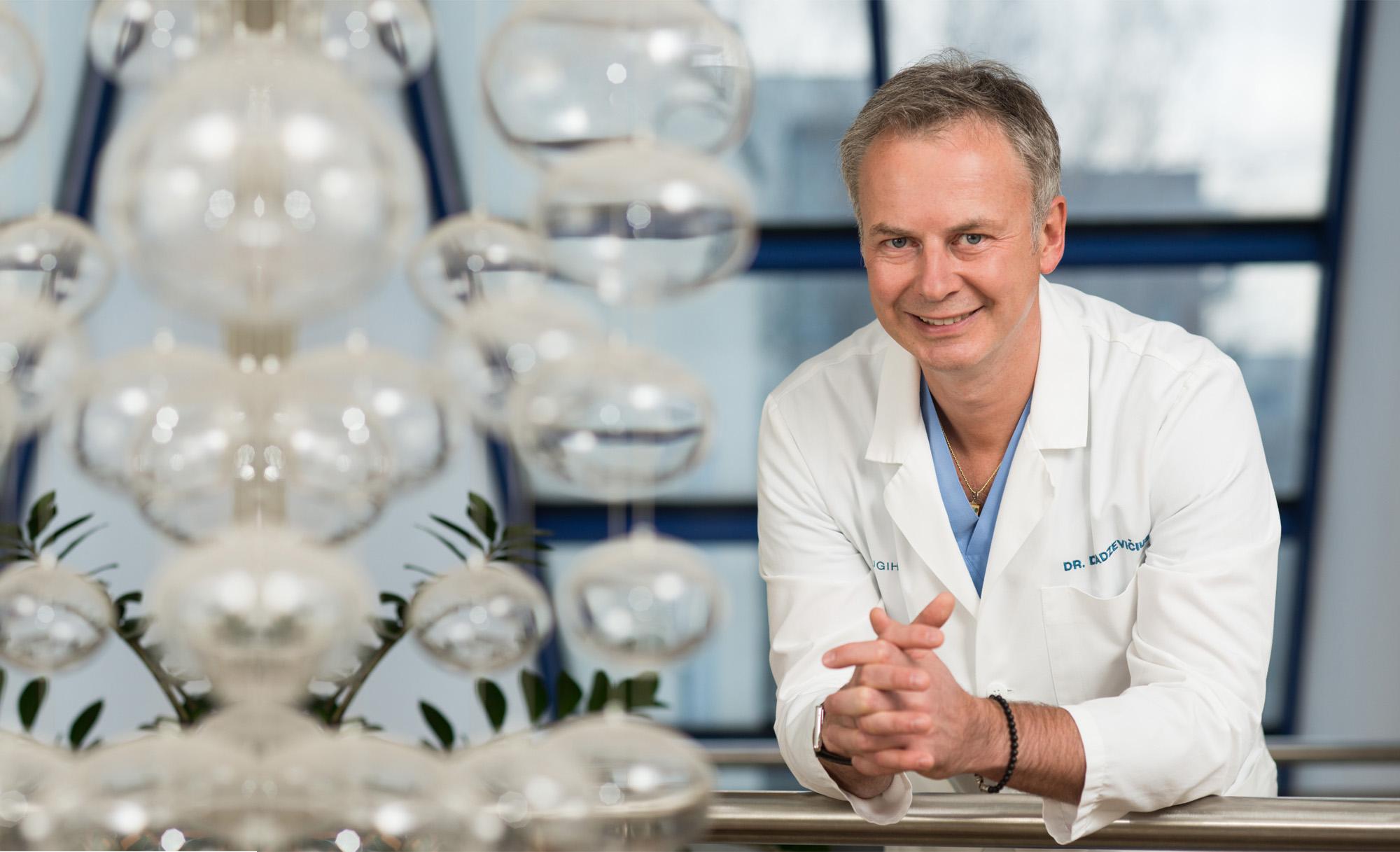 SUGIHARA klinikos plastikos chirurgas dr. Darius Radzevičius