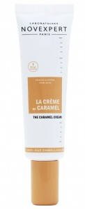 NOVEXPERT BB kremas veidui CARAMEL su spalva - Ivory Radiance, 30 ml