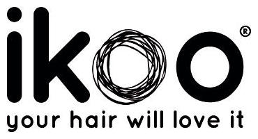 ikoo plaukų šepečiai