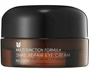 MIZON Paakių kremas Multi Function Snail Repair Eye Cream su sraigių sekreto ekstraktu, 25 ml