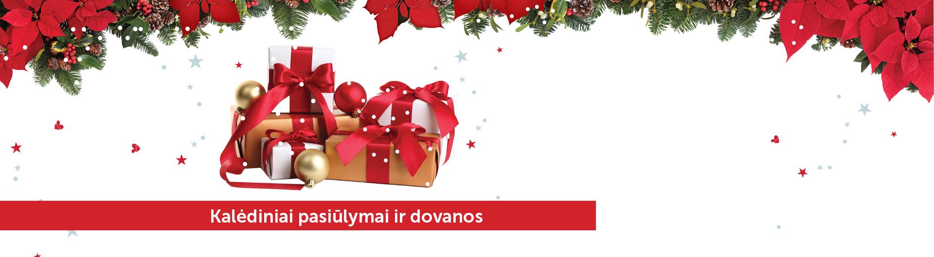 Kalėdinės akcijos, naujienos ir dovanos klinikoje SUGIHARA