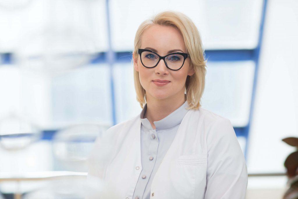 Priklausomybių specialistė, medicinos psichologė Neringa Bagdonaitė