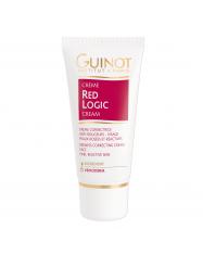 GUINOT  Red Logic Face Cream - Veido kremas nuo paraudimo