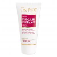 Guinot  Pure Balance Cream - Valomasis balansuojamasis kremas riebiai odai