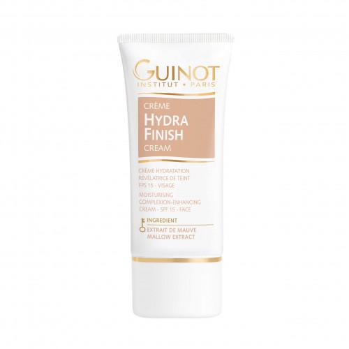 GUINOT Hydra Finish Cream - Drėkinamasis veido kremas su atspalviu SPF15