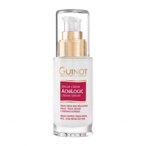 GUINOT Acnilogic Cream Serum - riebios odos serumas