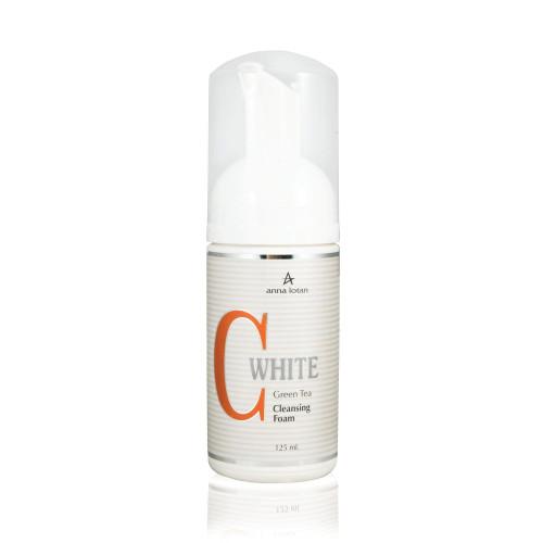 ANNA LOTAN C-WHITE prausimosi putos su vitaminu C