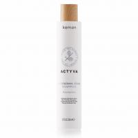 KEMON Actyva Nutrizione Ricca Shampoo - Sodrus maitinamasis šampūnas