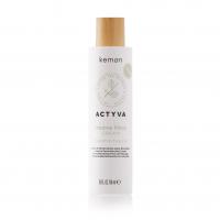 KEMON Actyva Nuova Fibra Cream - Atkuriamasis plaukų kremas