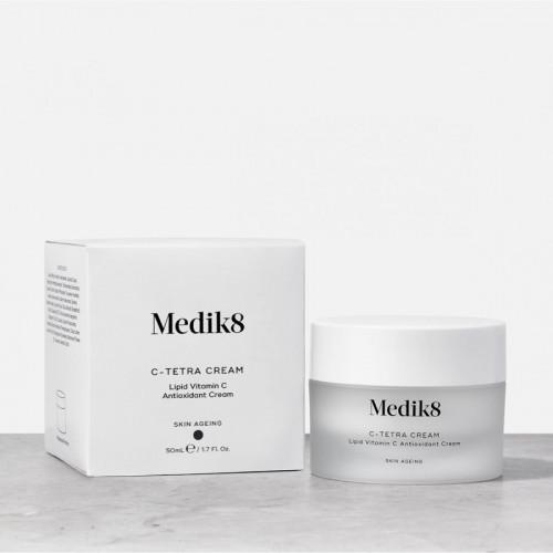 Medik8 C Tetra Cream veido kremas su vitaminu C