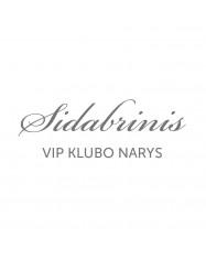 Sidabrinė SUGIHARA VIP klubo narystė
