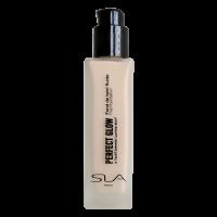 "SLA fluidas – skystas makiažo pagrindas ""PERFECT GLOW"" Golden porcelain"