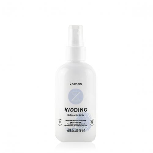 KEMON Kidding Districante Spray - Vaikiška purškiamoji priemonė plaukams lengvinanti šukavimą