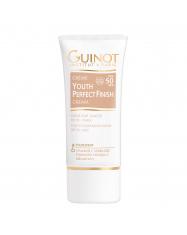 GUINOT Youth Perfect  Finish Cream - Jauninamasis veido kremas su spalva SPF50