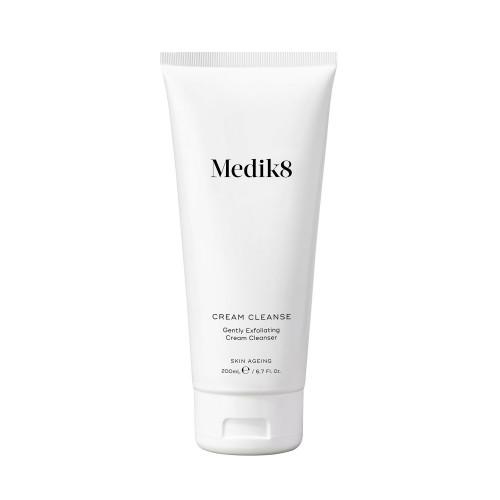 MEDIK8 Cream Cleanse - Švelniai eksfolijuojantis kreminis veido prausiklis normaliai ir sausai odai