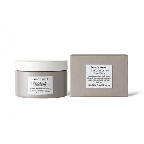 COMFORT ZONE TRANQUILLITY aromatinis maitinamasis kūno kremas