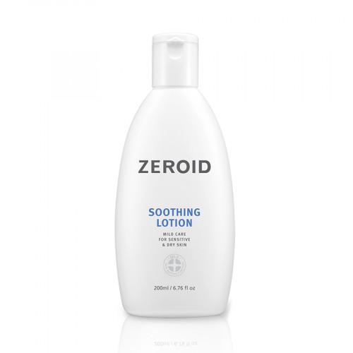 ZEROID Soothing Lotion  Raminamasis kūno losjonas