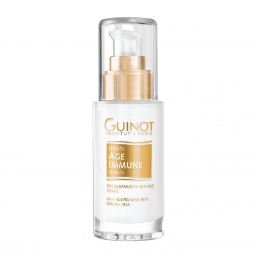 Guinot Age Immune Serum - Priešraukšlinis atkuriantis odos imunitetą serumas
