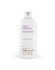 CRESCINA LABO DELICATE šampūnas jautriai galvos odai su 3 HA rūgštimis VYRAMS