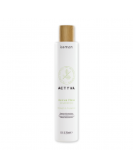 KEMON ACTYVA Nuova Fibra atkuriamasis plaukų šampūnas