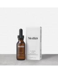 Medik8 C-TETRA LUXE - Ypatingai stabilus vitamino C serumas (14%), 30 ml