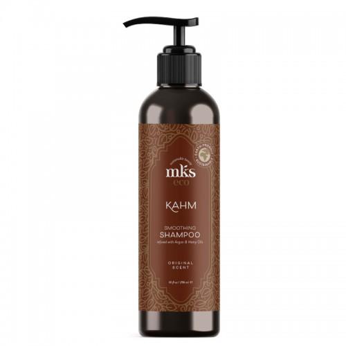 MKS ECO KAHM SMOOTHING SHAMPOO plaukus tiesinantis šampūnas