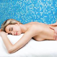 Negyvosios jūros druskų masažas su įvyniojimu