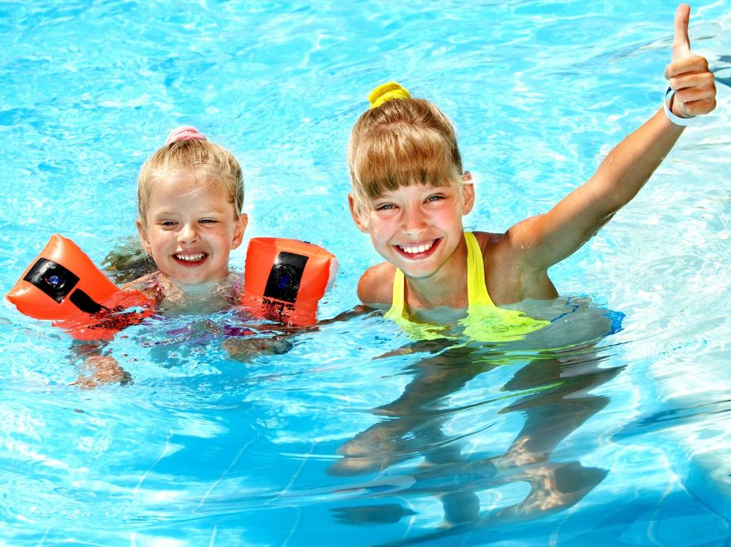 Sporto ir plaukimo mokyklėlė vaikams