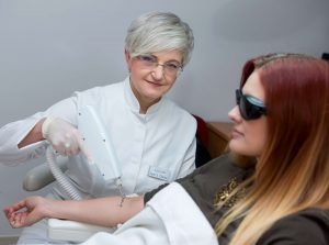 Tatuiruočių šalinimas lazeriu klinikoje SUGIHARA