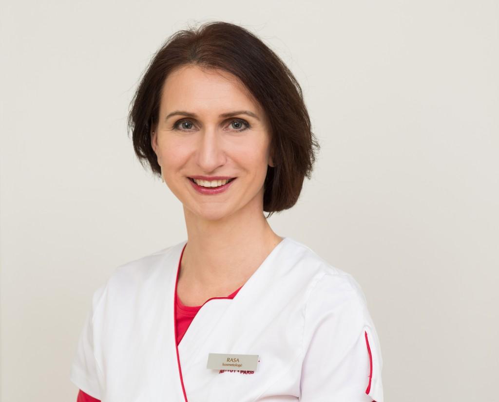 SUGIHARA klinikos kosmetologė Rasa Dževečkienė