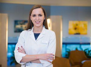 Gydytoja dermatologė Tatjana Karmazienė
