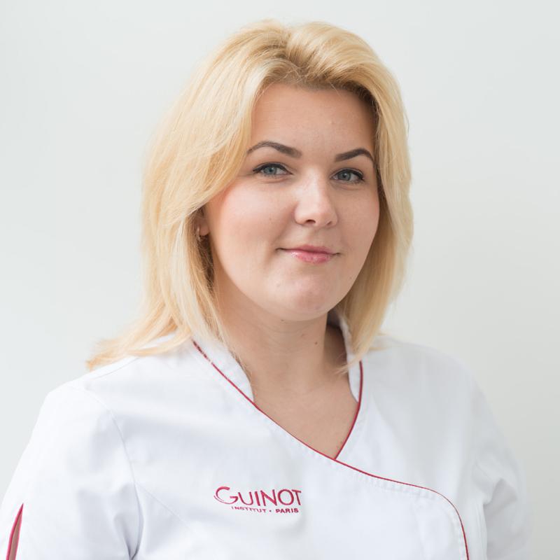 SUGIHARA klinikos kosmetologė Lilija Bogdevič