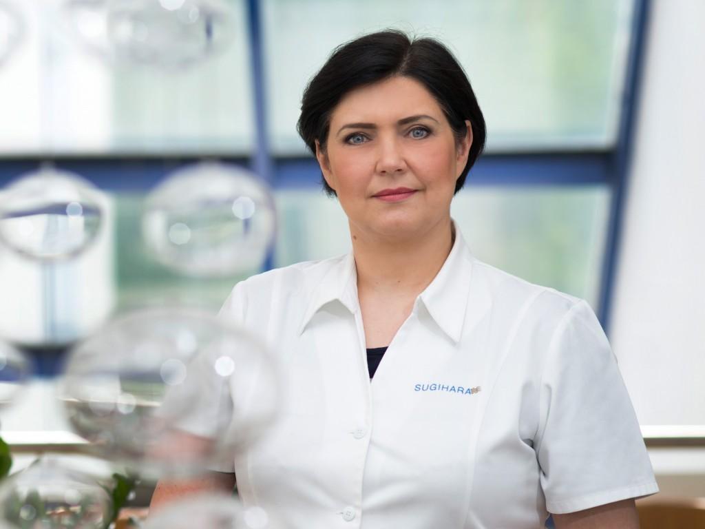 SUGIHARA gydytoja dermatologe Egle Drukteiniene