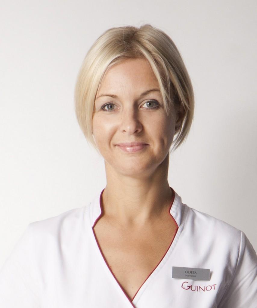 SUGIHARA klinikos Odeta Dešukienė