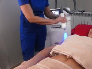 Kriostimuliacija klinikoje SUGIHARA