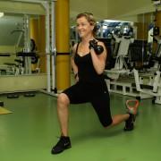 Sporto salė klinikoje SUGIHARA