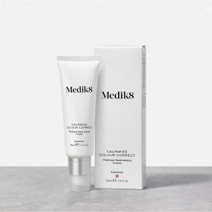Medik8 veido kremas nuo veido raudonio