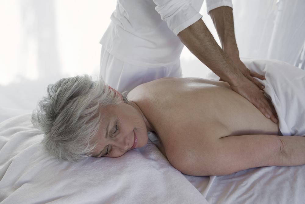 Masažai senjorams klinikoje SUGIHARA
