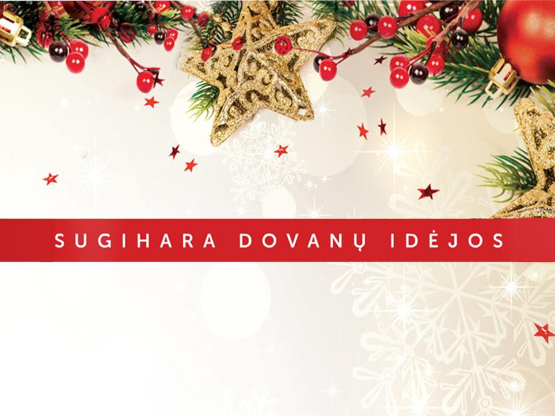 SUGIHARA dovanų idėjos