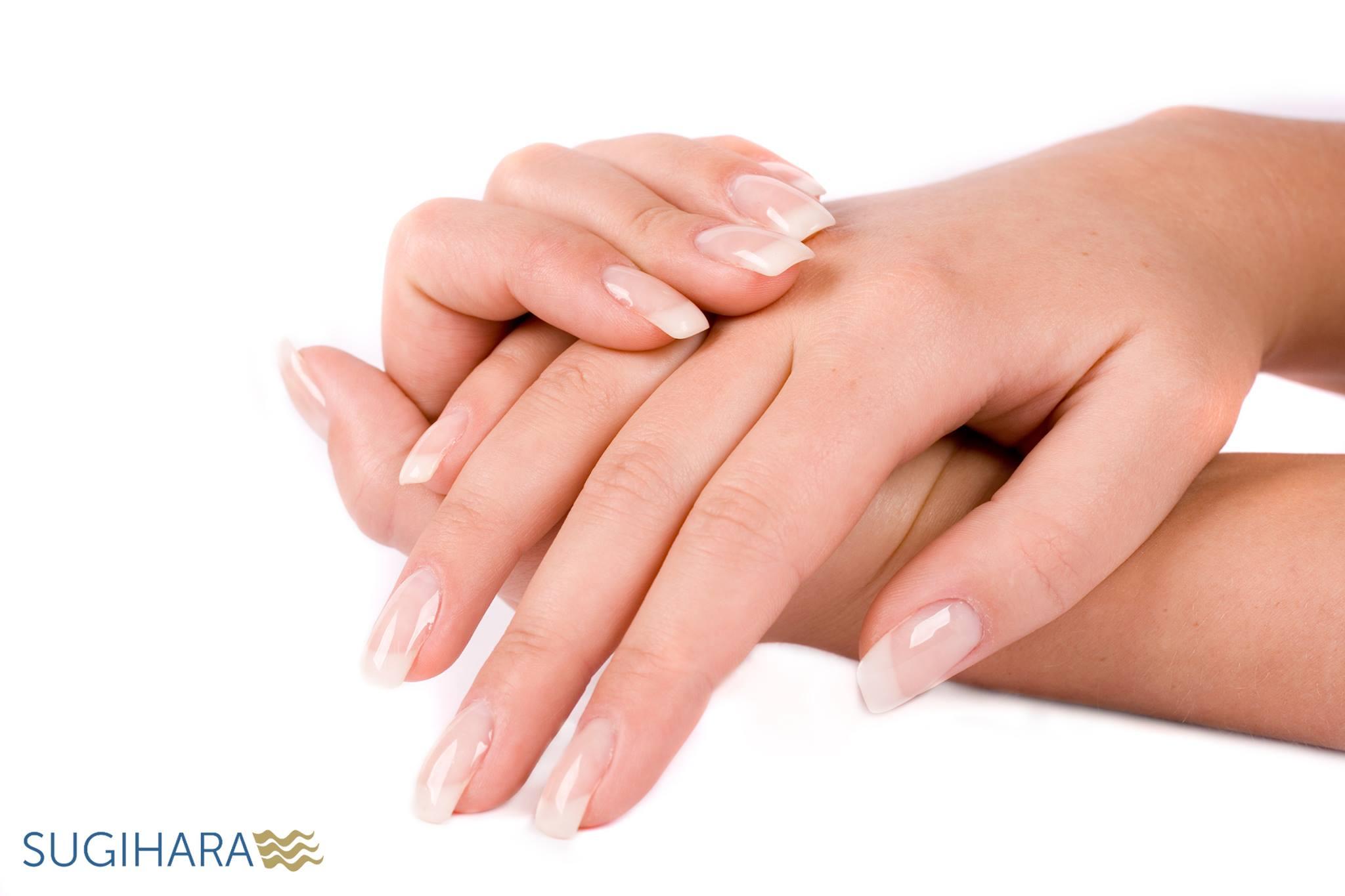 Manikiūras ir gelinis priauginimas klinikoje SUGIHARA